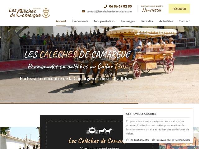 Les Calèches de Camargue