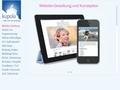 Kupola Grafik und Internetdesign