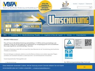 Vorschaubild der Webseite von Berufsschule und Berufsbildende Förderschule