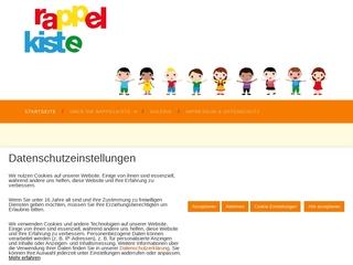 Vorschaubild der Webseite von Bessunger Rappelkiste e.V.