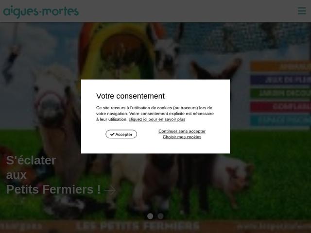 Office de tourisme Aigues-Mortes