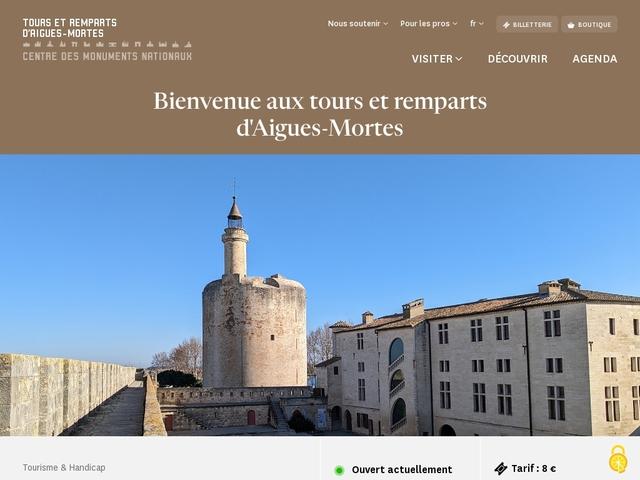 Monuments d'Aigues-Mortes