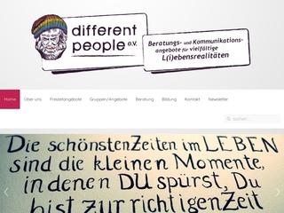 Vorschaubild der Webseite von Selbsthilfegruppe Transsexualität Chemnitz