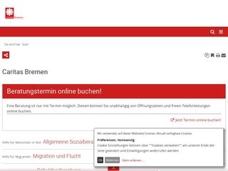 Vorschaubild der Webseite von St. Franziskus im Caritas-Zentrum Bremen