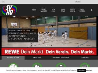 Vorschaubild der Webseite von SV Henstedt-Ulzburg e.V.
