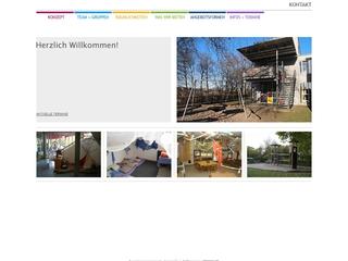 Vorschaubild der Webseite von Ev. Kindergarten Kinder-Arche