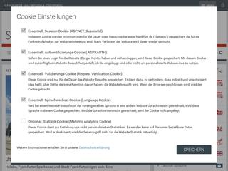 Vorschaubild der Webseite von KiBi - Zentrale Kinder- und Jugendbibliothek