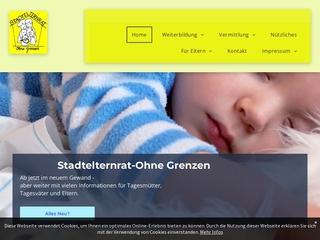 Vorschaubild der Webseite von Stadtelternrat ohne Grenzen e.V.