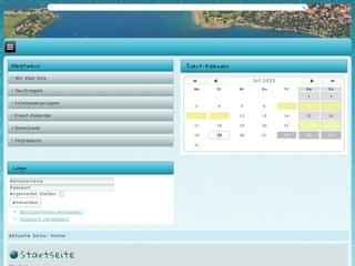 Vorschaubild der Webseite von Leipziger Delphine e. V.