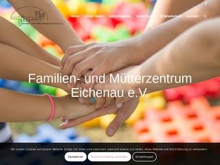 Vorschaubild der Webseite von Familien-Mütterzentrum Eichenau e.V.