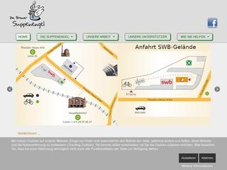 Vorschaubild der Webseite von Die Bremer Suppenengel IFOB e.V., Initiative für Obdachlose und Bedürftige