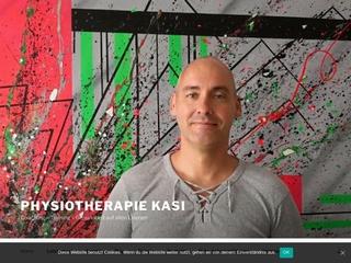 Vorschaubild der Webseite von Praxis für Psychotherapie Uwe Kadzimirsz
