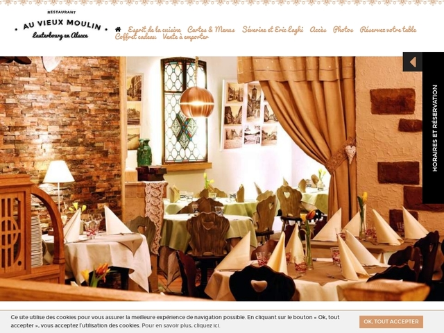 Au Vieux Moulin 67630 Lauterbourg