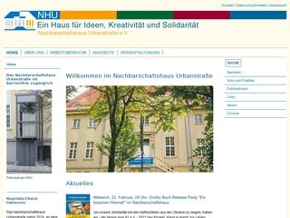 Vorschaubild der Webseite von Kindertagesstätte Tausend Fühler
