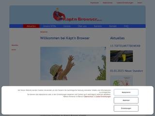 Vorschaubild der Webseite von Kindertagesstätte Die kleinen Entdecker