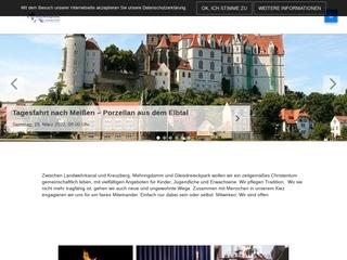 Vorschaubild der Webseite von Ev. Kindertagesstätte Jesus Christus