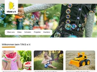 Vorschaubild der Webseite von Kindertagesstätte Blumenkinder