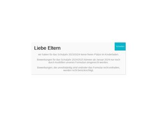 Vorschaubild der Webseite von Kindertagesstätte SOL e.V.