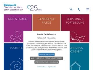 Vorschaubild der Webseite von Ev. Kindertagesstätte Fontanepromenade