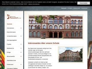 Vorschaubild der Webseite von Oberschule Innenstadt Görlitz