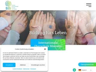 Vorschaubild der Webseite von Internationale Mittelschule Meerane