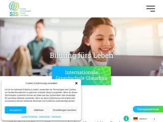 Vorschaubild der Webseite von Internationale Grundschule Glauchau