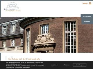 Vorschaubild der Webseite von Grundschule Kaiserswerth