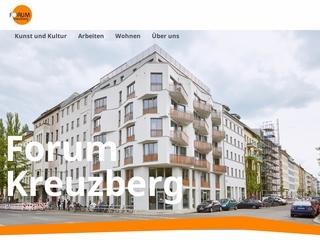 Vorschaubild der Webseite von Kindertagesstätte Köpenicker Straße 174