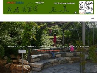 Vorschaubild der Webseite von Umweltschule Werdau