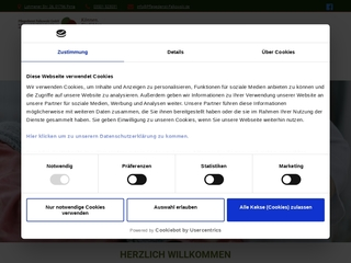 Vorschaubild der Webseite von Pflegedienst Falkowski GmbH