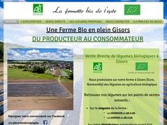 La Fermette Bio de l'Epte _ Gisors 27140   Eure    France