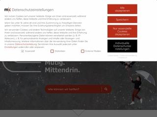 Vorschaubild der Webseite von Martinsclub Bremen e.V.