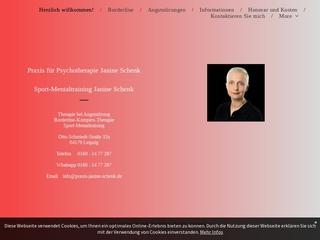 Vorschaubild der Webseite von Psychotherapie zu familienfreundlichen Zeiten