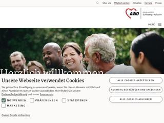 Vorschaubild der Webseite AWO Bewegungskindergarten