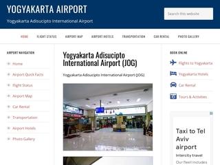 Yogyakarta Airport (Adisucipto International Airport)