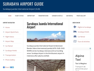 Surabaya Airport (Juanda International Airport)