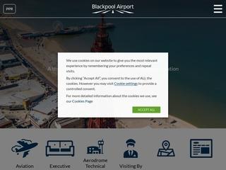 Blackpool International Airport