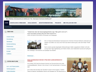 Vorschaubild der Webseite von Berufliches Bildungszentrum