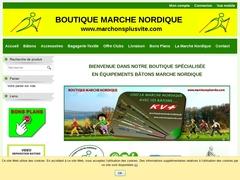 Boutique Marche Nordique