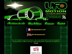 UFOmotion Documentaires OVNI videos UFO doc streaming