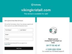 SUEDE - Viking Kristall