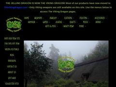 UK - The Jelling Dragon