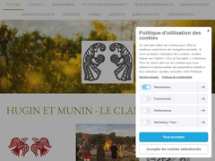 Hugin et Munin, le clan