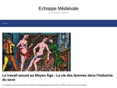 L' Echoppe médiévale