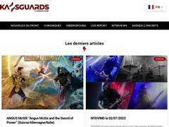 Kaosguards webzine