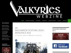 Valkyries Webzine