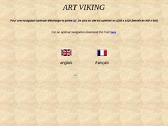 Sculpture - Art Viking