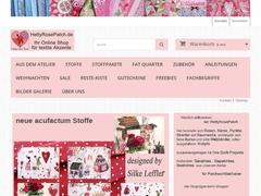Hetty Rose patchwork shop