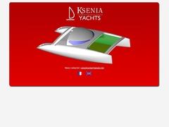 Catamarans Ksenia