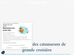Catamaran Outremer - Les catamarans pour le Grand Voyage